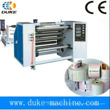 Haut retour! Machine de rembobinage de papier hygiénique 1575mm, machine à fendre et à rewing (DK-FQ)