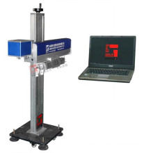 on-Line Pumped Laser Marking Machine for Ceramicand Sapphire Glf-10t/20t/30t/50t