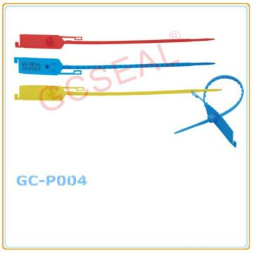 Печать пластиковых безопасности с тегом GC-Р004