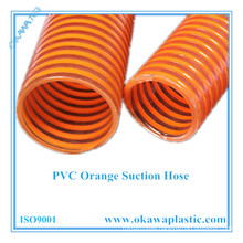 PVC Orange Suction Hose for Industry and Agriculture