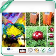 Electrostatic Spray Multicolor Thermosetting Powder Coating