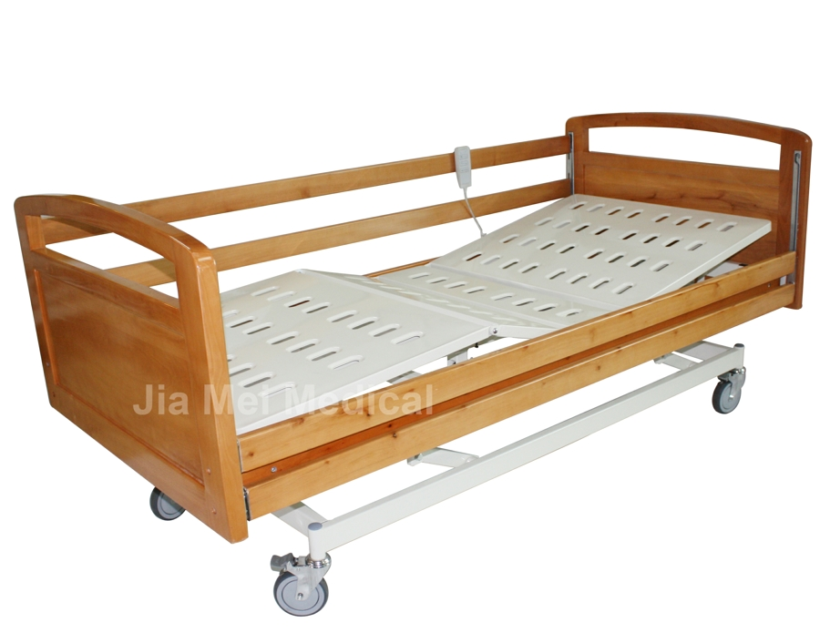 bed for nursing care