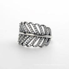 Модные Горячие Продукты 2016 Моды Алмазное кольцо 925 итальянское серебро бриллиантовое бриллиантовое кольцо