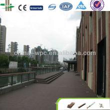 WPC открытый этаж