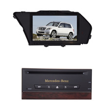 Windows CE carro DVD Player para Benz Glk (TS7657)