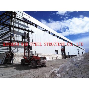 Acier de construction préfabriqués atelier