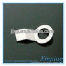 Usinage CNC des pièces métalliques