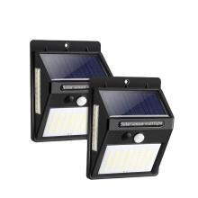 Hot Sale Amazon Outdoor Motion Sensor Wall Light 100Led Energy Saving For Outdoor Night Lighting