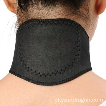 Magnetic Massager Belt Health Care Magnet Therapy Self-heating  Muscle Therapy Race Neck Protector Brace