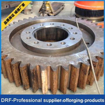 Gear Wheel, Forging Gear, Large Forging Gaer, Factory Direct Sell