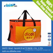 Подгонянный дешевый изолированный мешок охладителя обеда / изолированный мешок спорта охладителя