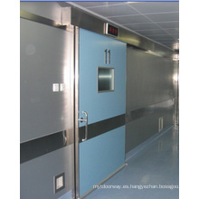 Puerta hermética automática del tablero azul del plomo 120W