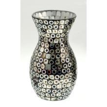 Новый дизайн классической стеклянной мозаики подсвечник