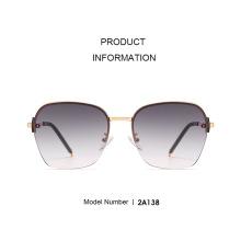 High Quality UV400 Luxury Hot Seller Metal Sunglasses