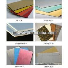 ACP wall cladding sheet