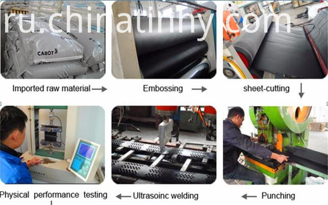 Production Process Grocell