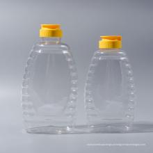 1000g garrafa de garrafa de mel de garrafa de mel de abelha plástico garrafas de ketchup (EF-H101000)