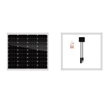 Panel solar mono más barato de alta calidad 65W