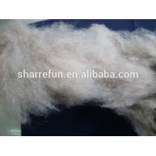 Professional manufacturer Dehaired Cashmere Fiber Brown 16.5mic 28-30mm