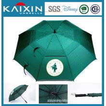 Auto Open Straight Umbrella with Fiber Glass Ribs 30′′*8k