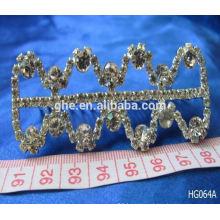 100% factory directly wedding tiara