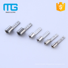 Wholesale plating tin Non-insulated naked blade terminals price