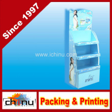 Paper Corrugated Board Pallet Display (6218)
