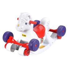 Поездка на игрушечном детском домике-качалке (HH0006102)