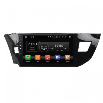 Android autoradio car for LEVIN 2013