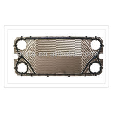 Model S22 as Alfa Laval Sondex 316L Alloy Ti-Pd Plate of Heat Exchanger