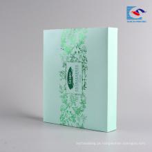 Alibaba barato preço de fábrica máscara facial caixa de cosméticos de armazenamento de embalagens