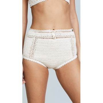 Hot Fashion White Extreme Bikini Crochet Trajes de baño