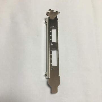 Personalizar stamping metal low profile pci bracket