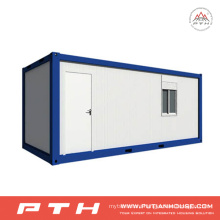 China Flat Pack Container House as Prefabricated Department Building