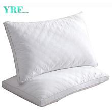 Hotel Sham Alternative Bed Pillows Dust Mite Relief Shoulder