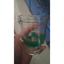 Taza de cerveza de publicidad de alta calidad Taza de vidrio copa Kb-Hn0611