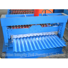 Machine de formage de rouleaux 850 très efficace et sûre