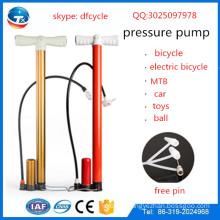 high quality high pressure bicycle pump/bike pump/bike parts