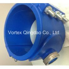 Vortex Polypropylene Block Compression Fitting