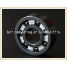 6304zz Si3N4 material full ceramic deep groove ball bearing