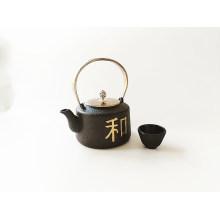 Traditional Cast Iron Tea Kettle Water Pot