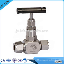 Válvula flutuante de aço inoxidável de alta pressão