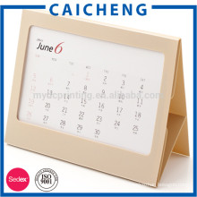 reliable supplier customized all calendar printing