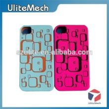 2015 OEM barato celular caso de plástico via molde de injeção