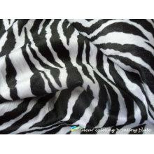 Zebra Printed Patterns Fabric