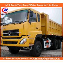Heavy Duty Dongfeng 10 Wheels Front Tipping Tipper Truck, 40tons Dump Truck