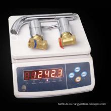 Mezclador de lavabo de latón grifo de grifo para lavabo y grifo de lavabo