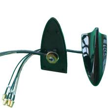 Alta antena del coche de la aleta del tiburón del gs gsm del aumento para Gps DVB-T GSM DTV