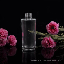 90ml Lady Perfume Bottle Glass Container for Cosmetic