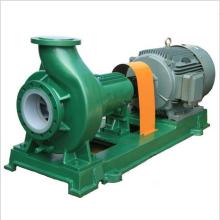 IHF-Reihe PTFE-Futter innerhalb der Zentrifugalpumpe, Fluorkunststoff-Zentrifugalpumpe, Transfer-Pumpen-Säure